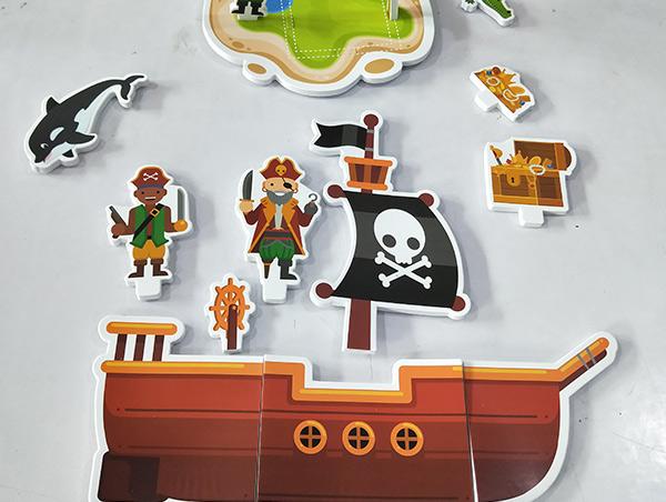 eva海盗船套装