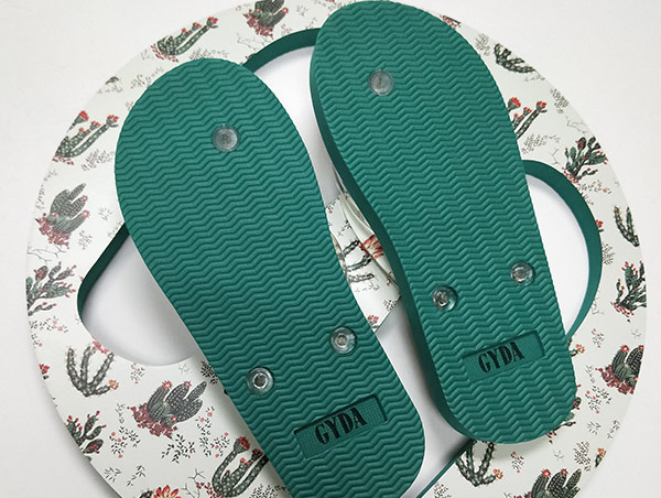 EVA框架拖鞋
