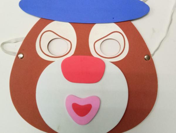 EVA儿童面具